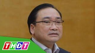 Đề nghị kỷ luật Bí thư Thành ủy Hà Nội Hoàng Trung Hải | THDT