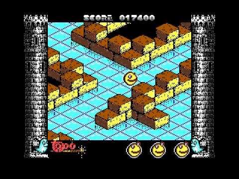 Mad Mix 2: En el Castillo de los Fantasmas (Topo Soft 1990) - PC DOS (EGA)