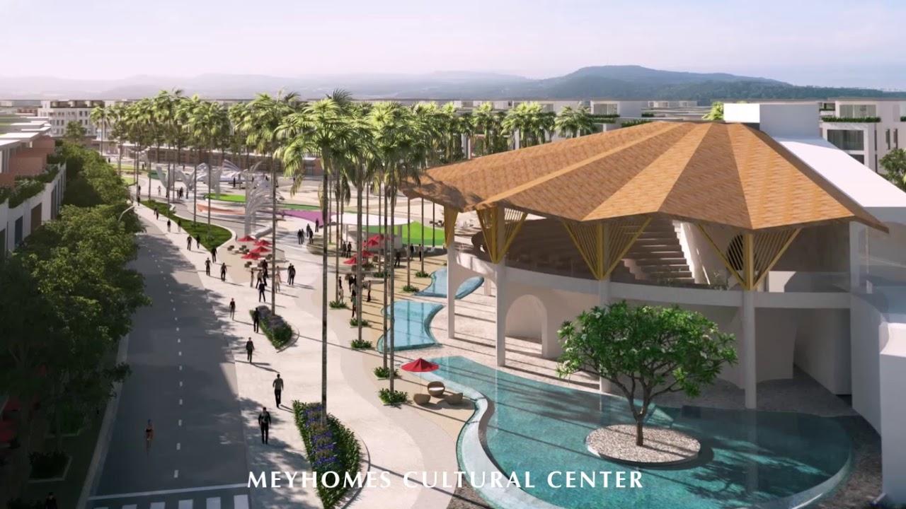 Tháng 5 mở bán phân khu Olive và 30 căn đẹp nhất Aqua, Apricot dự án Meyhomes Capital Phú Quốc video