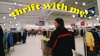 Come Thrift With Me!