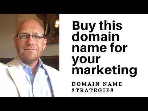 Every business needs one of these domain names.