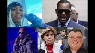 R-Series | Joann Kelly (Buku Abi )on #GUHH | Gloria Allred in Paris | Big Jim's Book on R. Kelly