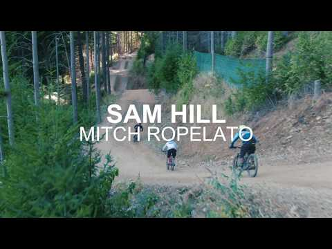 New Zealand MTB Trail Riding With The Crew