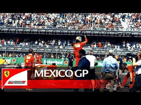 Mexico Grand Prix - Behind the scenes