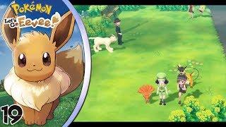 ¡El Camino de Pokémon! #19 - Pokémon Let's Go Eevee