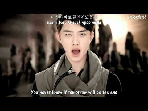EXO-K - History MV [English subs + Romanization + Hangul] HD