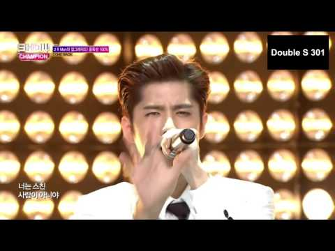 SS301 (Double S 301) PAIN + AH-HA