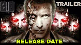 Robot 2.0 Trailer Release date, Robot 2.0 teaser coming soon, Akshay kumar Rajnikant shankar