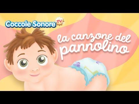 La Canzone del Pannolino - Canzoni per bambini di Coccole Sonore