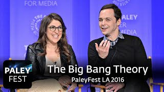 The Big Bang Theory at PaleyFest LA 2016: Full Conversation