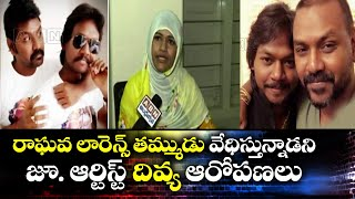 Junior Artist allegations on Choreographer Raghava Lawrenc..