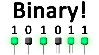 Why Do Computers Use 1s and 0s? Binary and Transistors Explained.