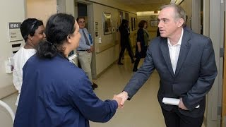 Trump taps David Shulkin for VA secretary