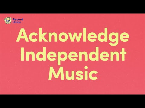 Acknowledge Independent Music - The Independent Tag