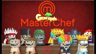 Growtopia | MasterChef ft. Seth, Hamumu, and Ubidev