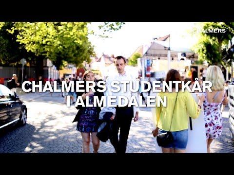 Almedalen 2018 – Chalmers studentkår