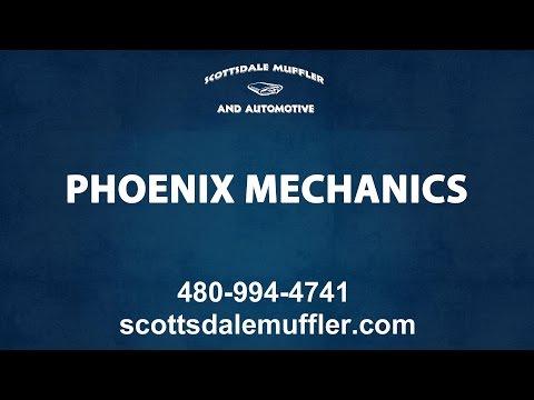 Expert Mechanics Servicing The Phoenix Area | Scottsdale Muffler & Automotive