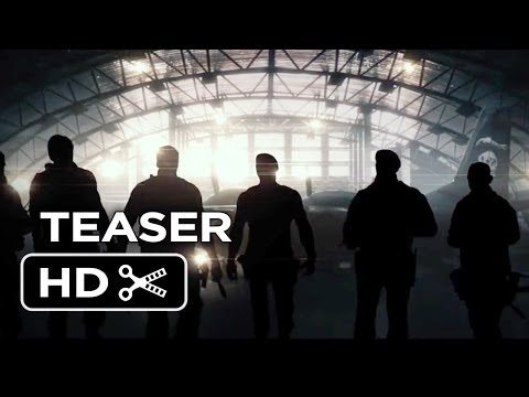 The Expendables 3 Teaser Trailer #1 (2014) - Sylvester Stallone Movie HD - Smashpipe Film
