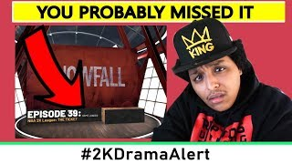 BAD NEWS FOR 2K20... 2K WENT TOO FAR THIS TIME #2KDramaAlert