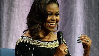 Michelle Obama compares Donald Trump to 'divorced dad' in scathing remarks