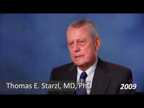 Dr. Göran Klintmalm Describes Dr. Thomas Starzl's Lasting Impact on Transplantation