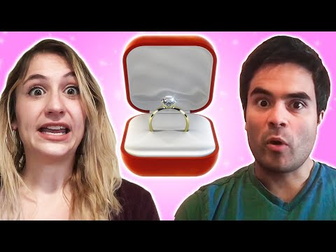 People Share Their Proposal Horror Stories