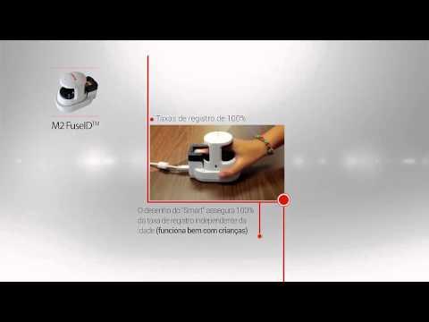 "Apresentando o Leitor Biométrico de Dedo M2-FusedID™ ""Smart"""