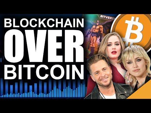 Blockchain is BETTER than Bitcoin (Latest MAJOR NFT Launch 2021)