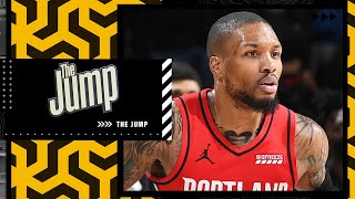 What is Damian Lillard's future with the Portland Trail Blazers?   The Jump