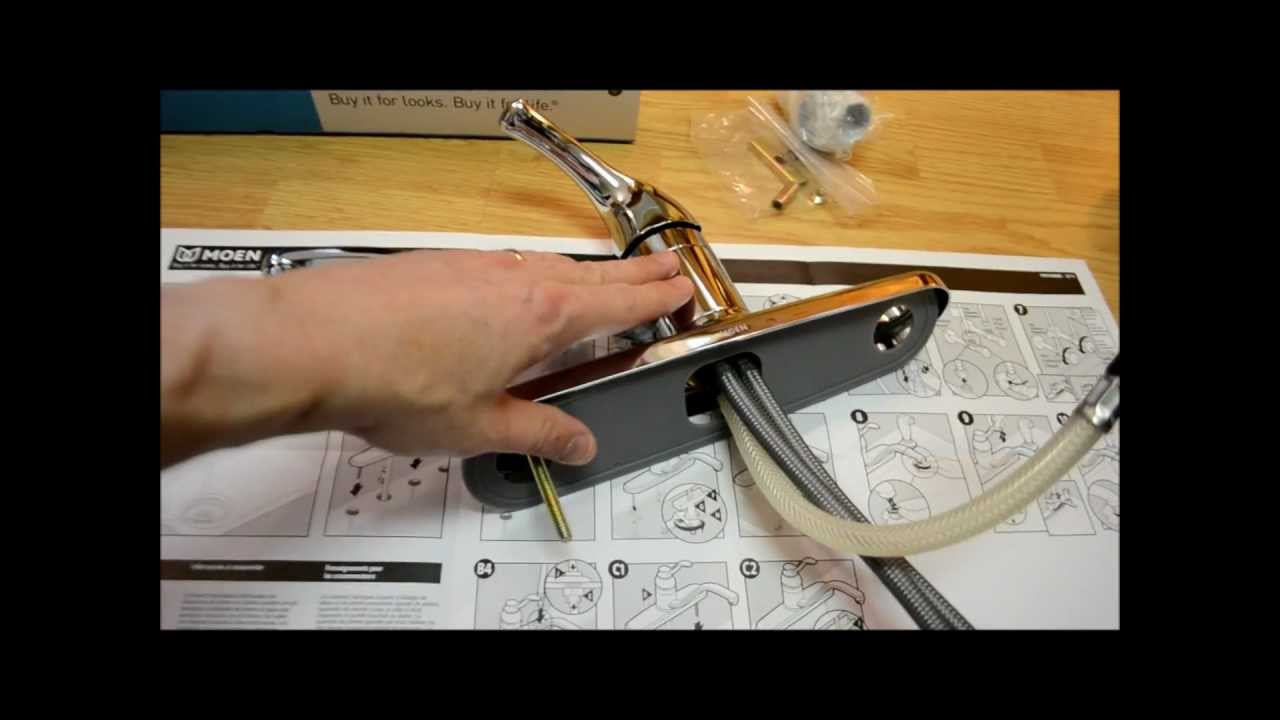 How To Install A Kitchen Faucet Removal Amp Replace