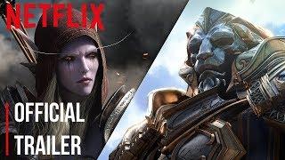 WORLD OF WARCRAFT | Netflix Original Series | unOfficial Trailer [HD] | Netflix