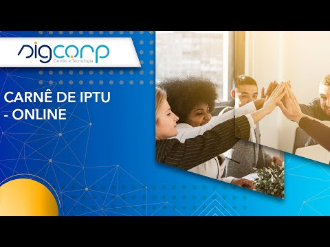 Como gerar o Carnê de IPTU pela internet?