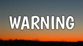 Morgan Wallen – Warning (Lyrics)
