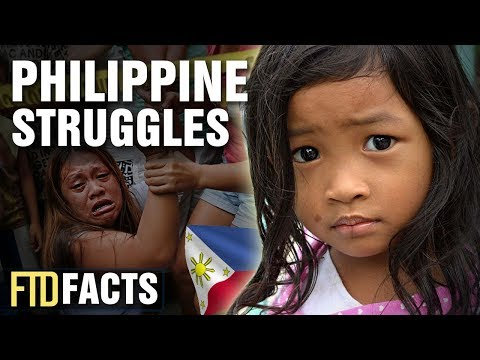 5 Unfortunate Struggles of The Philippines