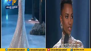 Miss Universe 2019- Winner is Miss South Africa Zozibini T..