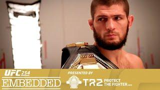 UFC 254 Embedded: Vlog Series - Episode 3