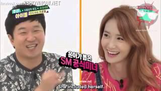 [ENG SUB] 150826 Weekly Idol Ep 213 Girls Generation