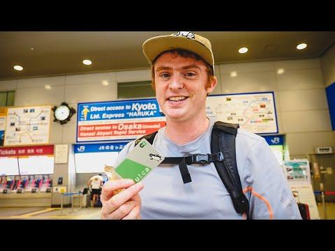 Goodbye Japan! 🇯🇵✈️ | Flying from Osaka to Toronto Travel Vlog