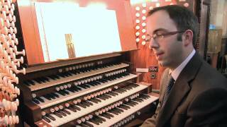 The Grand Organ of St Paul's Cathedral