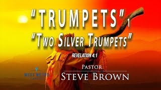 TRUMPETS 1 - TWO SILVER TRUMPETS - Steve Brown