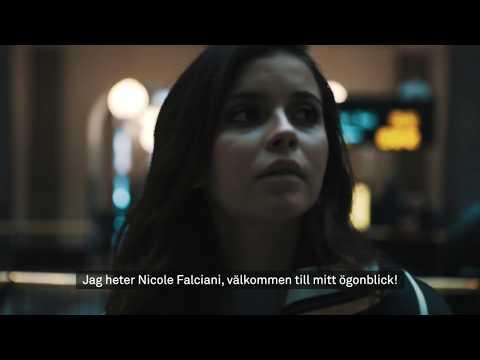 Nicole Falcianis Reseögonblick