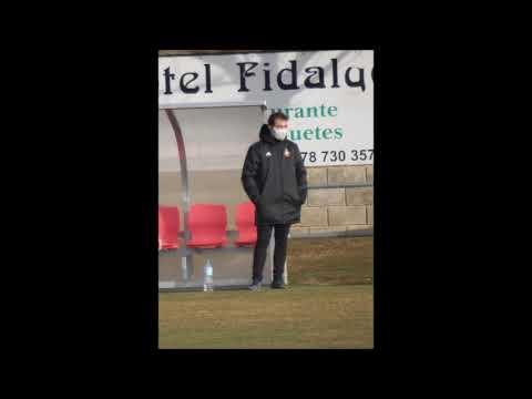 SERGIO LAGUNAS (Entrenador Calamocha)SD Borja 1-2 CF Calamocha / Jornada 1 - Grupo A / Copa Federación