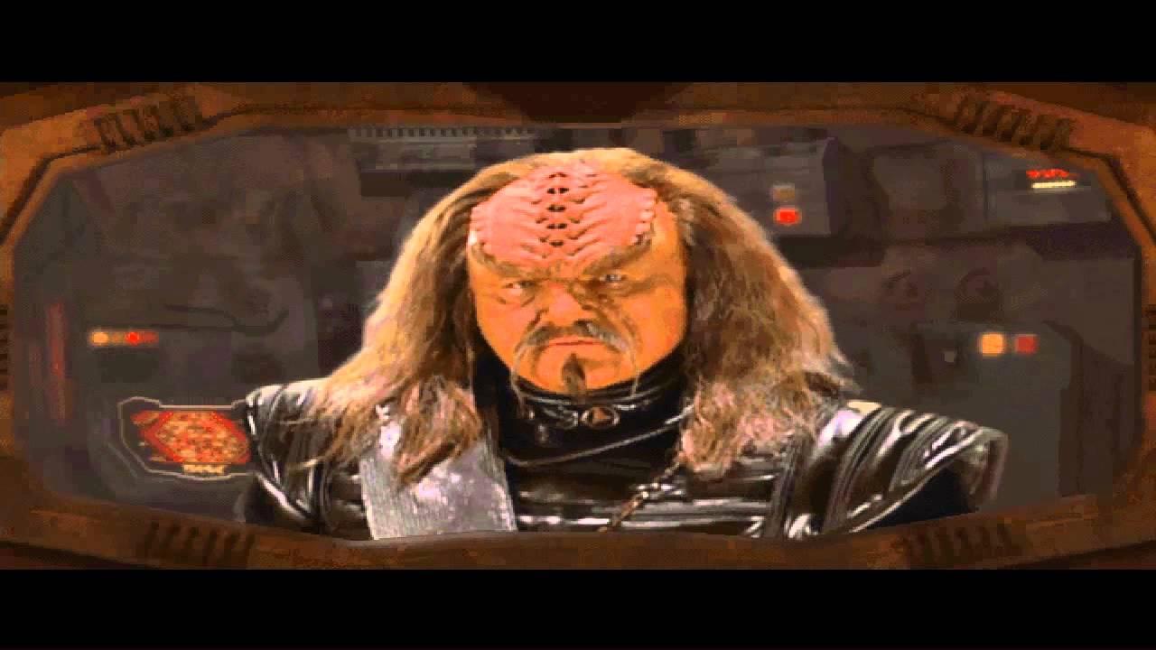 Klingon Academy - YouTube
