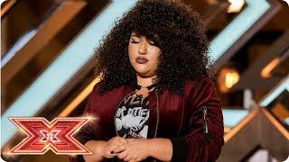 Soulful Shanaya Atkinson-Jones scores SIX yeses! | Auditions Week 1 | The X Factor 2017