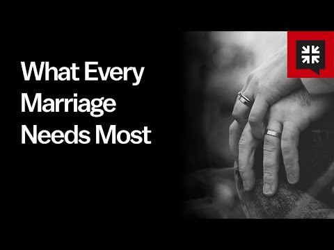 What Every Marriage Needs Most // Ask Pastor John