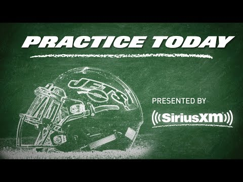 Practice Today Presented by SiriusXM (9/18) | New York Jets | NFL