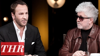 THR Full Oscar Writers Roundtable: Tom Ford, Pedro Almodovar, Taylor Sheridan & More!