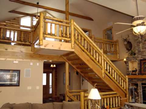 "8"" Log Home.wmv"