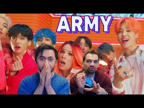 BTS - Boy With Luv feat. Halsey | ARMY Reaction
