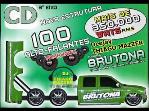 Baixar DJ THIAGO MAZZER & F250 BRUTONA